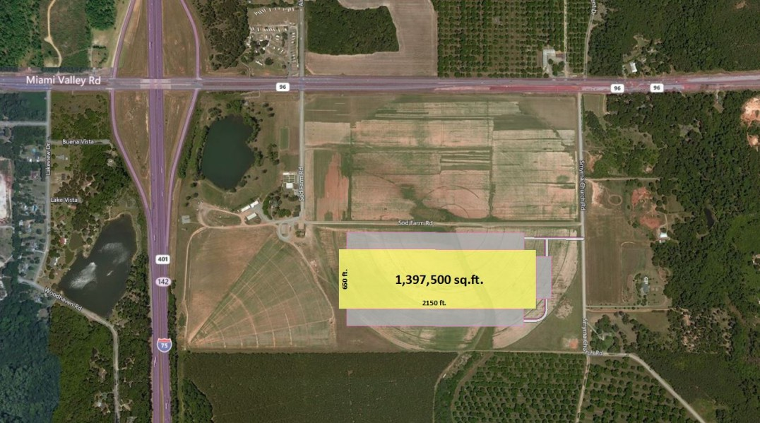 Super Sod Site | Development Authority of Peach County Properties